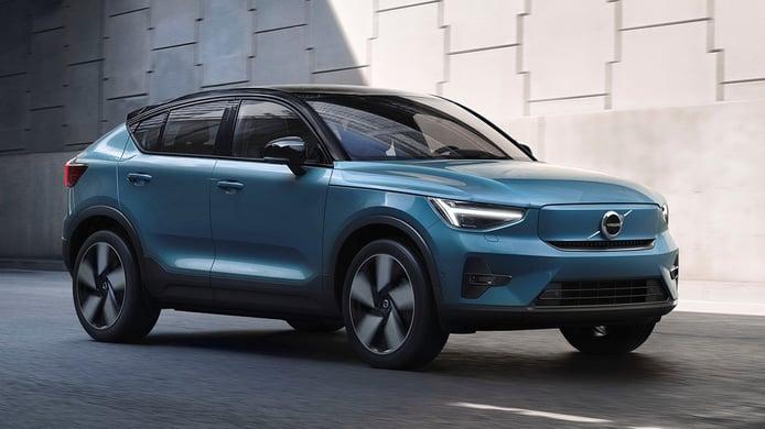 El Volvo C40 Recharge, un nuevo SUV Coupé eléctrico, ya tiene precio en España