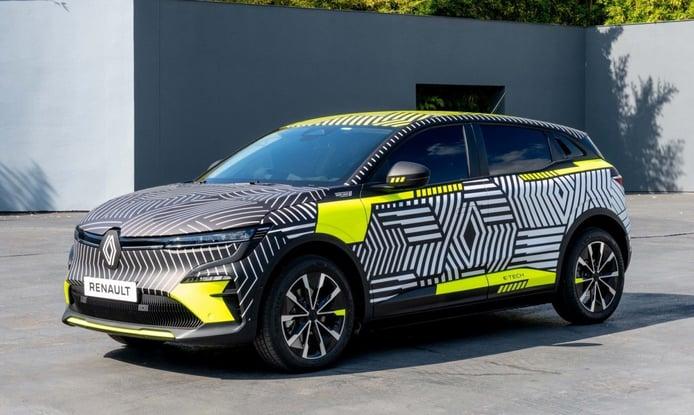 Foto Renault Mégane E-Tech Electric - exterior