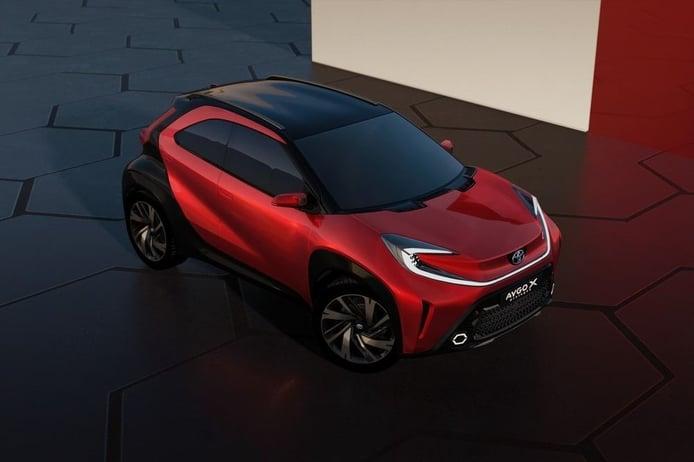 El nuevo Toyota Aygo 2022 se fabricará en la República Checa para toda Europa