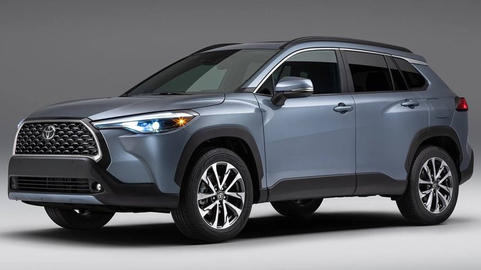 El nuevo Toyota Corolla Cross irrumpe en Estados Unidos sin su mecánica híbrida