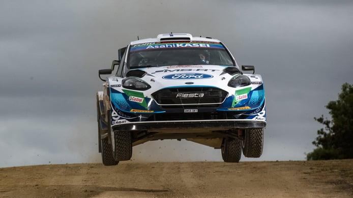 Toyota se fija también en Suninen mientras rearma su proyecto en el WRC