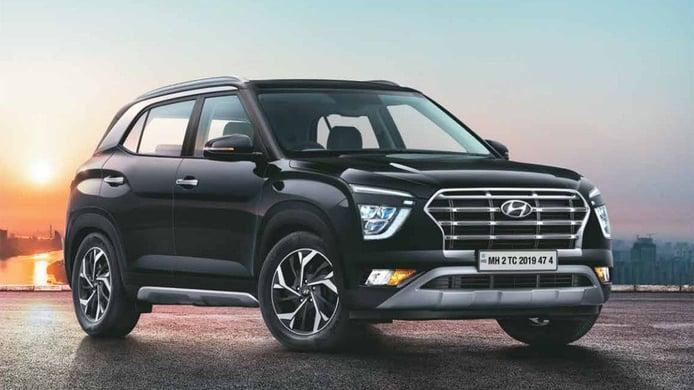India - Mayo 2021: El Hyundai Creta lidera un mercado tocado por la pandemia