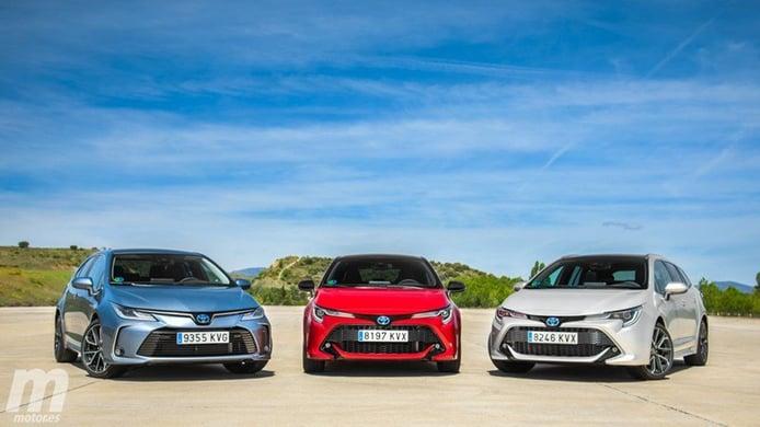 Las ventas de coches híbridos en España cierran mayo de 2021 con una gran subida