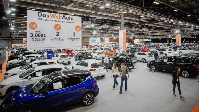 Las ventas de coches de ocasión en España demuestran solidez en mayo de 2021
