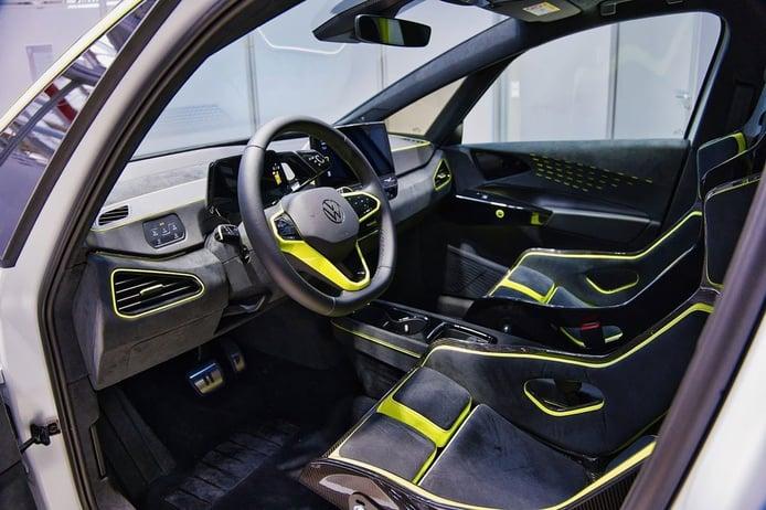 Foto Volkswagen ID.3 Wörthersee - interior