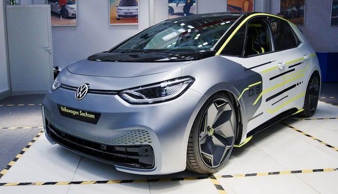 Volkswagen ID.3 Wörthersee, el eléctrico se estrena con una propuesta especial
