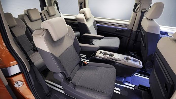 Volkswagen Multivan 2022 - interior