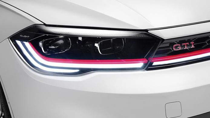 Volkswagen Polo GTI 2022 - faros