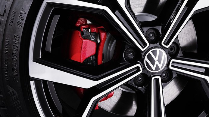 Volkswagen Polo GTI 2022 - llantas