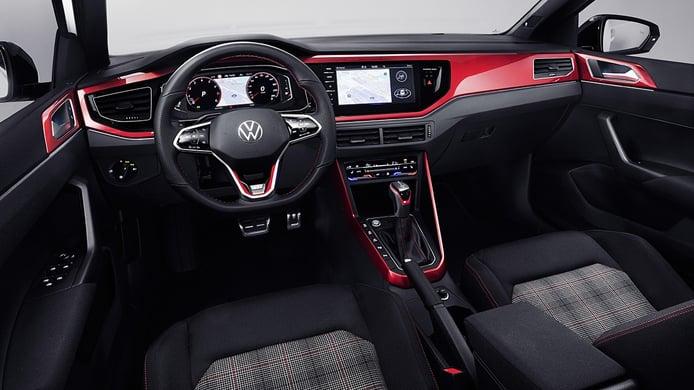 Volkswagen Polo GTI 2022 - interior