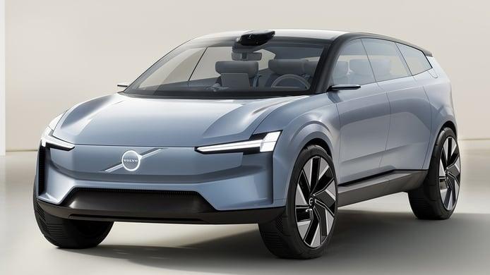 Foto Volvo Concept Recharge - exterior