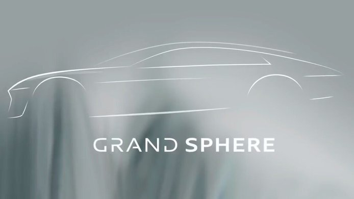 Infografía Audi Grand Sphere