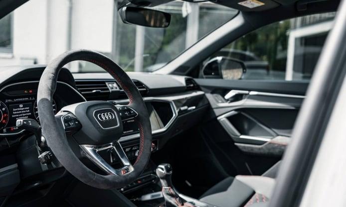 Foto ABT Audi RS Q3 Sportback 2022 - interior