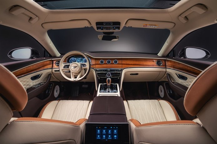 Foto Bentley Flying Spur Hybrid Odyssean Edition - interior