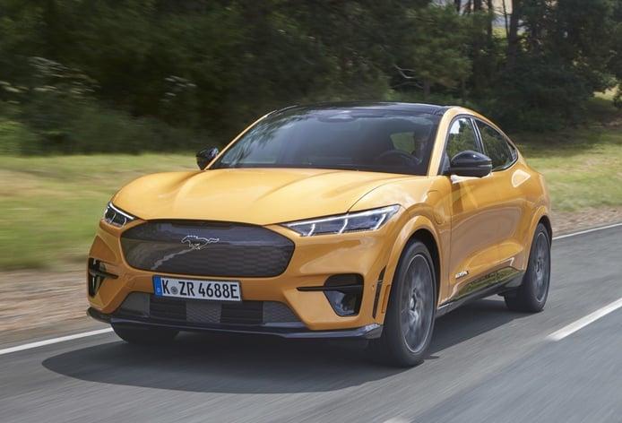 El potente Ford Mustang Mach-E GT, a la venta en Alemania