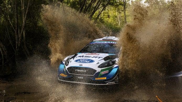 El equipo M-Sport afronta el Rally de Estonia sin grandes expectativas