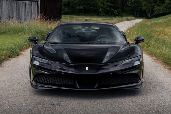 Novitec presenta su primera propuesta sobre el Ferrari SF90 Stradale