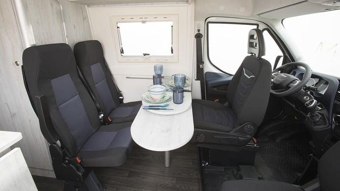 Iveco Daily Camper - interior
