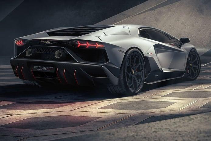 Foto Lamborghini Aventador LP 780-4 Ultimae - exterior