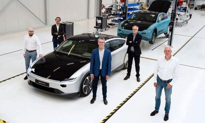 La producción del Lightyear One, el coche solar, arrancará en 2022 en Finlandia