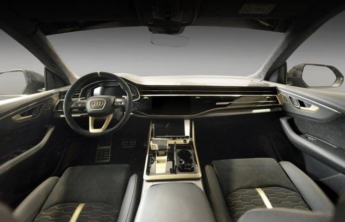 Foto MANHART RQ 900 - interior
