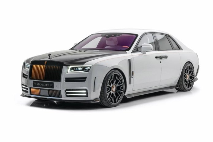 Foto Mansory Rolls-Royce Ghost - exterior