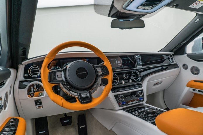 Foto Mansory Rolls-Royce Ghost - interior
