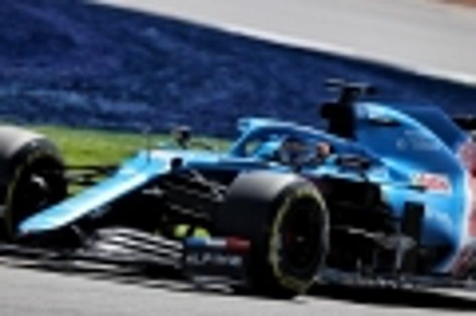 Alpine ya disfruta del mejor Alonso: «Ha silenciado a quien dudó de su regreso»