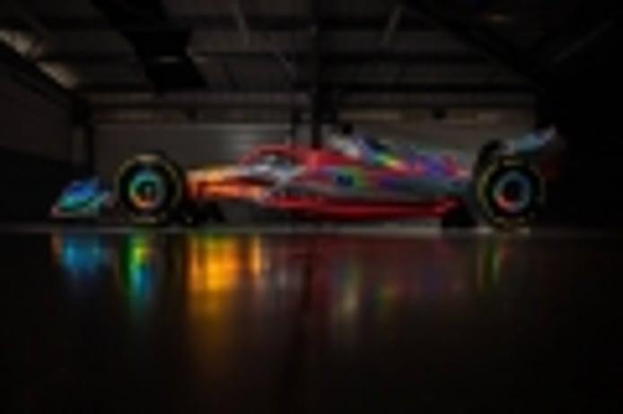 [Galería] Así serán los Fórmula 1 de 2022: primeras imágenes oficiales