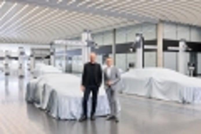 Audi SPHERE, tres concept cars de coches eléctricos del proyecto Artemis