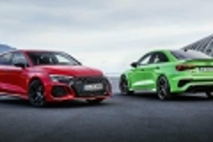 Audi RS 3 2022, renovación total para un compacto deportivo que alcanza los 400 CV