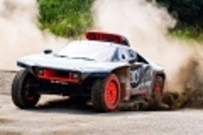 Audi Sport define los plazos del Audi RS Q e-tron hasta el Dakar 2022