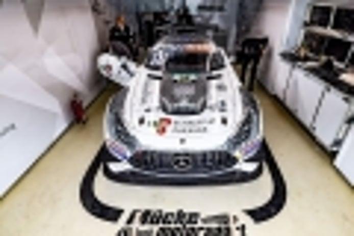 Gary Paffett tampoco podrá competir en la ronda del DTM en Zolder