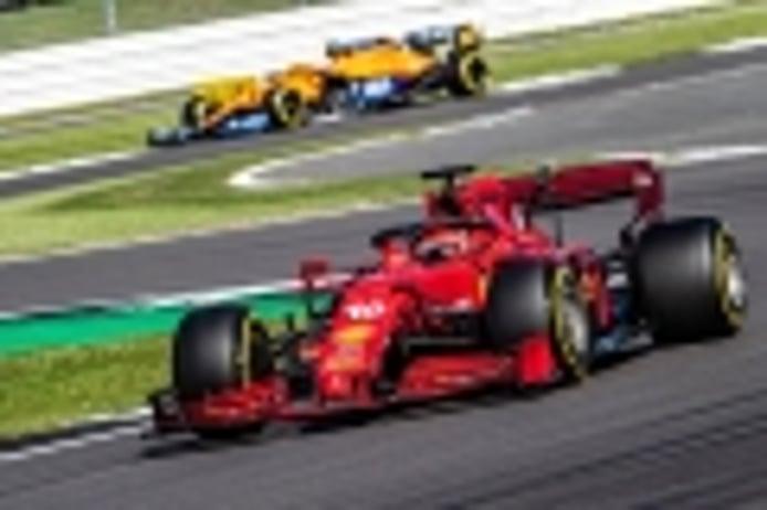 Leclerc insiste: Ferrari debe olvidarse de McLaren para volver a ganar en 2022