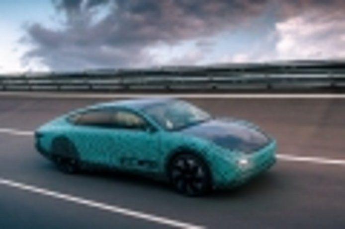 Un prototipo del Lightyear One, el coche solar de 2022, bate récord de autonomía