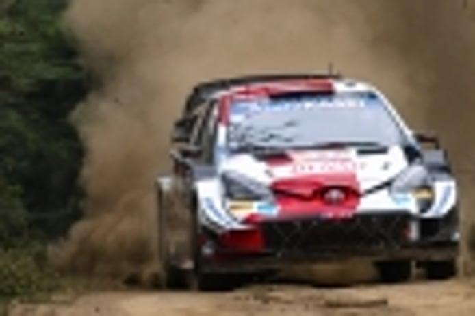Lista de inscritos del Rally de Estonia del WRC 2021