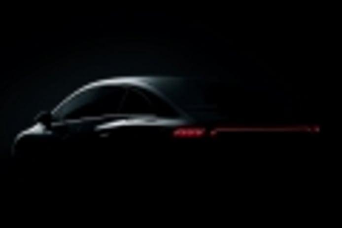 Primeros teaser del nuevo Mercedes EQE, la berlina eléctrica que llegará en 2022
