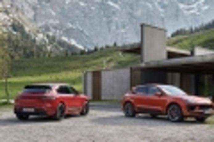 Porsche Macan 2022, el SUV deportivo aumenta su deportividad