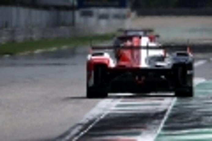 El Toyota #7 de 'Pechito' repite al frente del FP2 de las 6 Horas de Monza