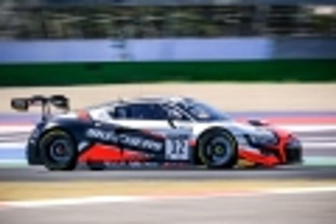 Weerts y Vanthoor vuelven a la senda del triunfo con el Audi #32 en Misano
