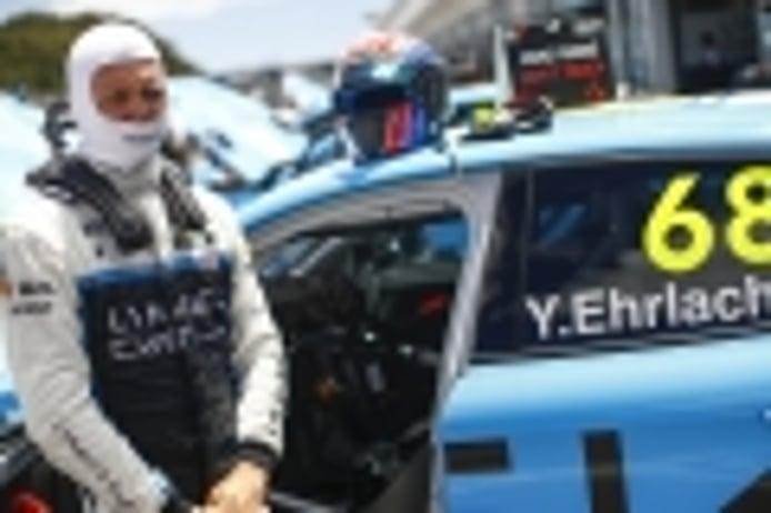 Yann Ehrlacher llega a MotorLand, circuito que le vio ganar el WTCR