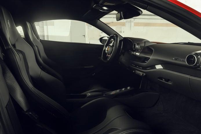 Foto Novitec Ferrari F8 N-Largo - interior
