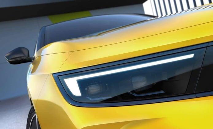 Foto Opel Astra 2022 - detalles