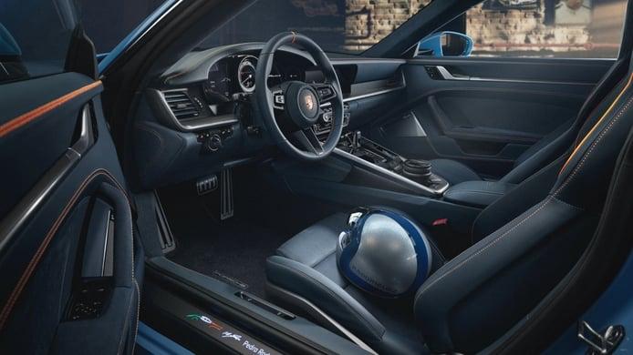 Foto Porsche 911 Turbo S «One of a Kind» - interior