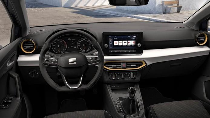 SEAT Ibiza Style - interior
