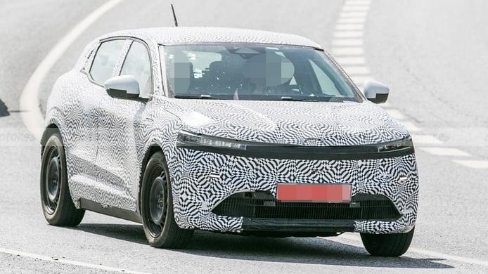 El nuevo Renault Mégane eléctrico se prepara para hacer frente al IONIQ 5