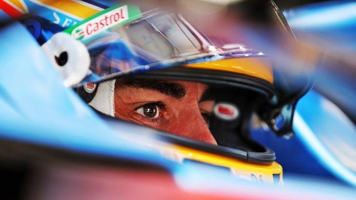 Ricciardo: «Alonso es el mejor de la parrilla»