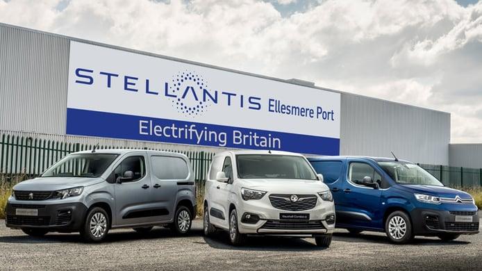Varapalo a España: Stellantis fabricará sus furgonetas eléctricas en el Reino Unido