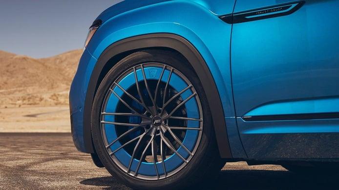 Volkswagen Atlas Cross Sport GT Concept - llantas