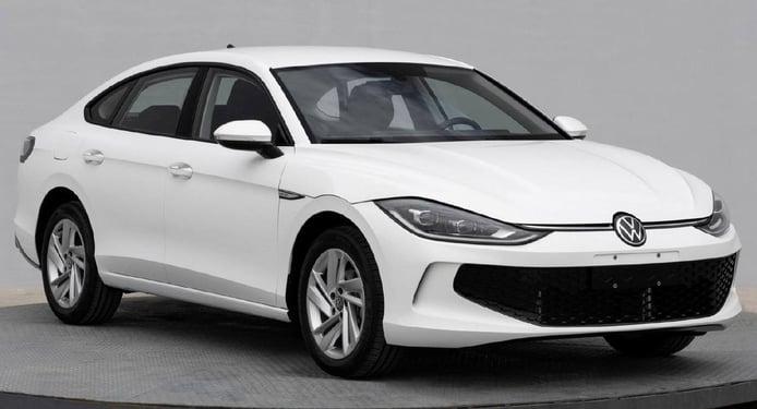 El nuevo Volkswagen Lamando es el sedán coupé compacto que no verás en Occidente